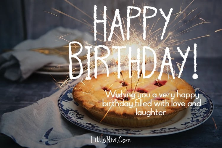 165 Best Simple Birthday Wishes Quotes Messages for Cards Sayings Happy Birthday | simple birthday wishes quotes, simple birthday wishes to husband, simple birthday wishes to a friend