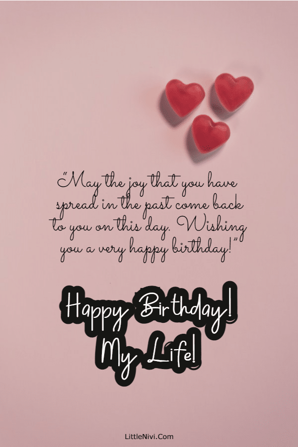 185 Romantic Birthday Wishes For Her Cute Happy Birthday Quotes For Her Best Happy Birthday Text Mes | Happy birthday  messages, Birthday blessings, Happy birthday greetings