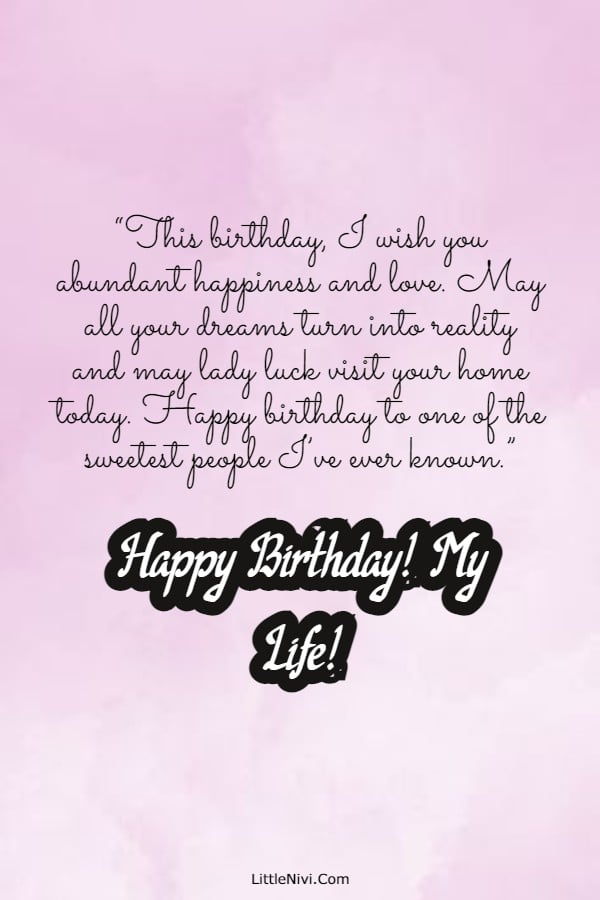 185 Romantic Birthday Wishes For Her Cute Happy Birthday Quotes For Her Best Happy Birthday Text Me| Birthday wishes and images, Happy birthday  wishes quotes, Birthday wishes messages