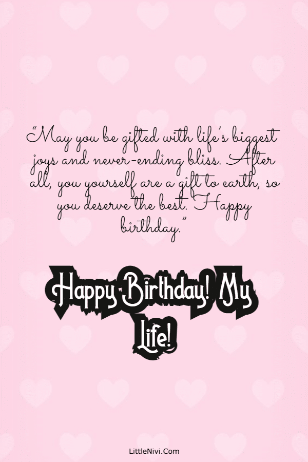 185 Romantic Birthday Wishes For Her Cute Happy Birthday Quotes For Her Best Happy Birthday Text Mg | Birthday message  for wife, Birthday wishes for wife, Birthday wishes for her