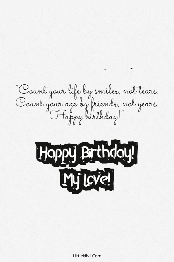 185 Romantic Birthday Wishes For Her Cute Happy Birthday Quotes For Her Best Happy Birthday Text Messa | Birthday wishes for girlfriend, Birthday wishes for her, Birthday quotes  for girlfriend