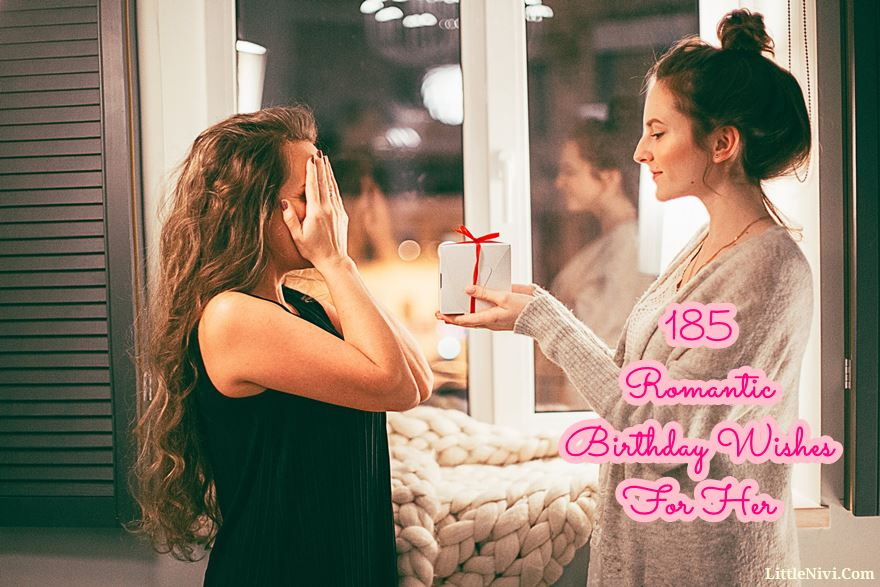 Romantic Birthday Wishes For Her Cute Happy Birthday Quotes For Her Best Happy Birthday Text Messages For Her