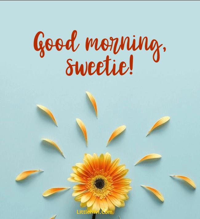 heartfelt good morning messages for her