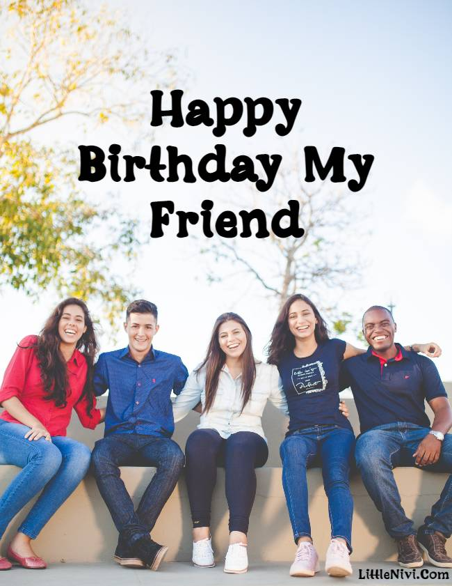 text happy birthday paragraph for best friend