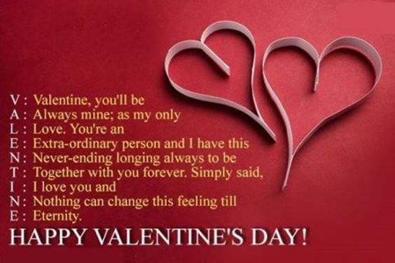Love Valentine Quotes