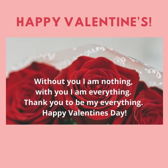 Love Quote Valentine's Day