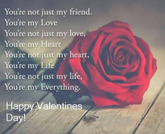 Quotes On Happy Valentines Day