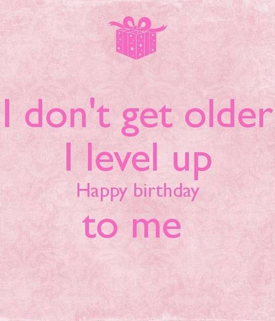 Inspirational Birthday Quotes For Myself