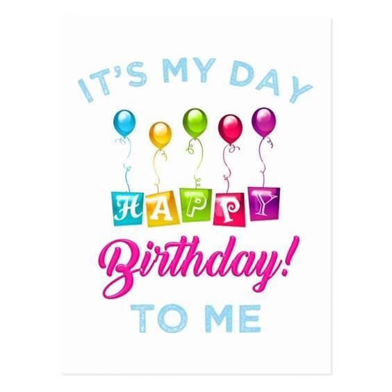 Happy 36th Birthday To Me