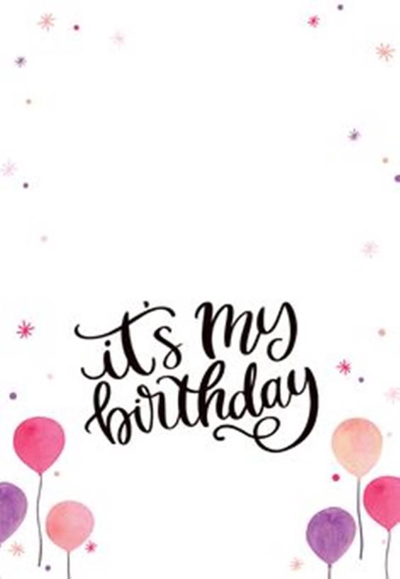 Happy 34th Birthday To Me