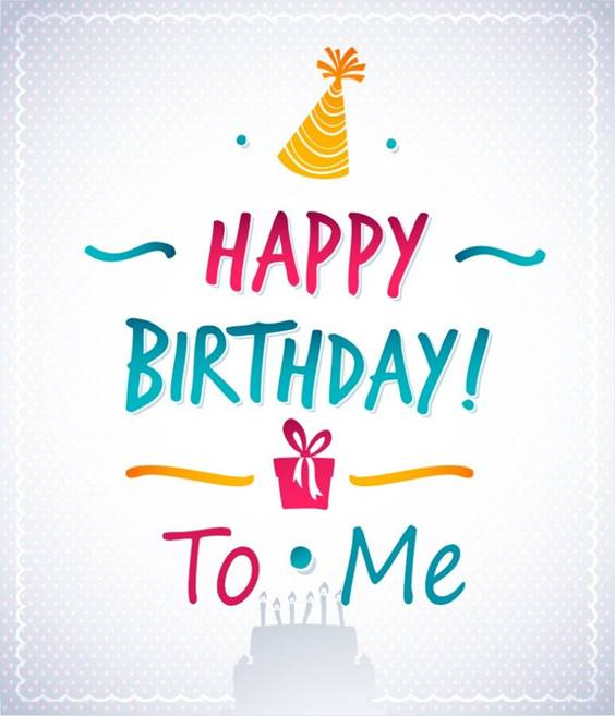 Birthday Quotes For Myself