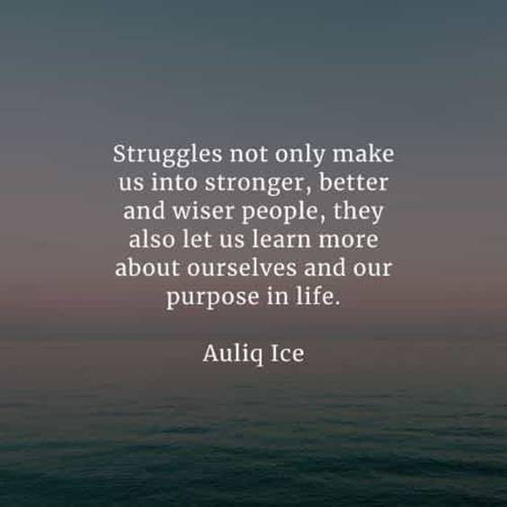 Inspirational Quotes For Someone Struggling
