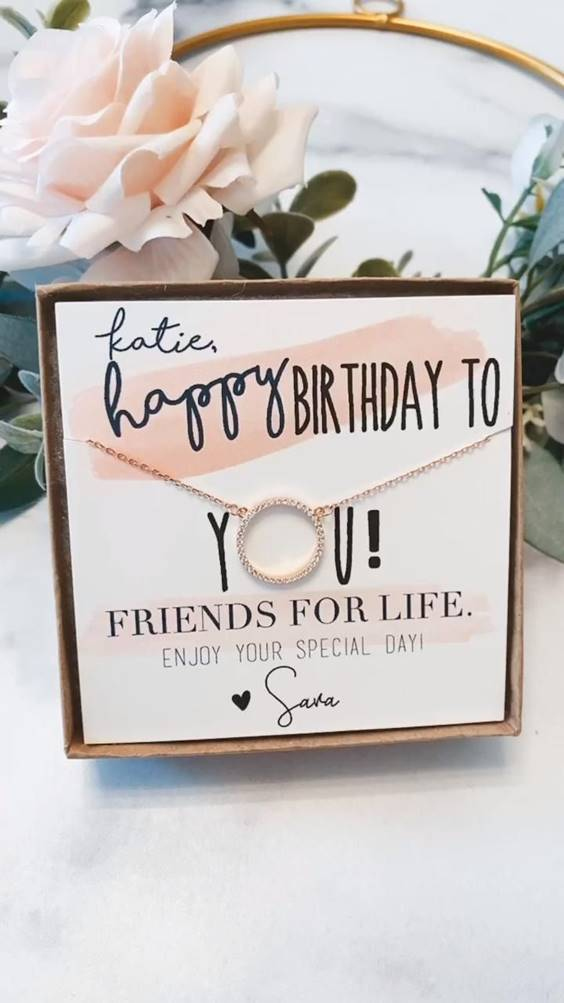 Happy Birthday Paragraph For Friend