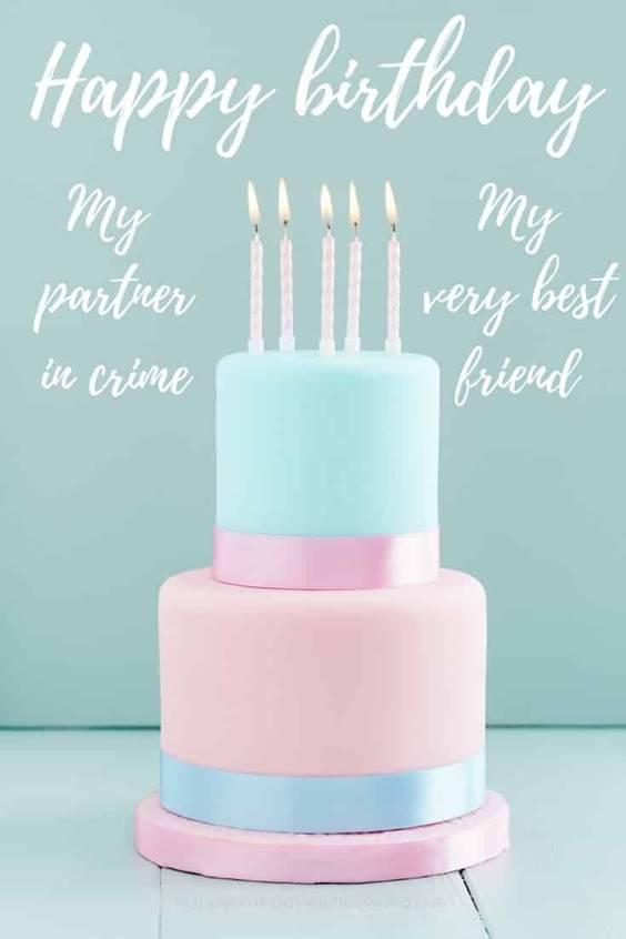 Happy Birthday Long Time Friend