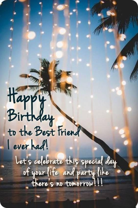 Funny Happy Birthday Best Friend