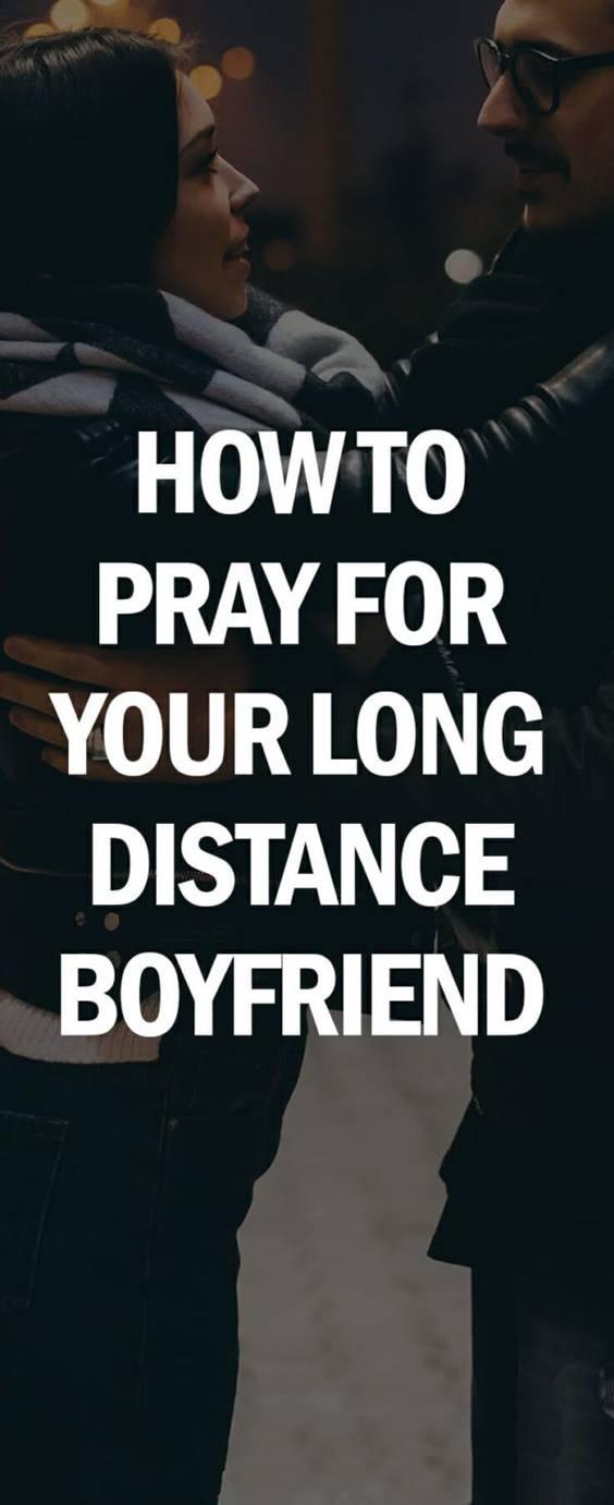Encouraging Prayers For Boyfriend