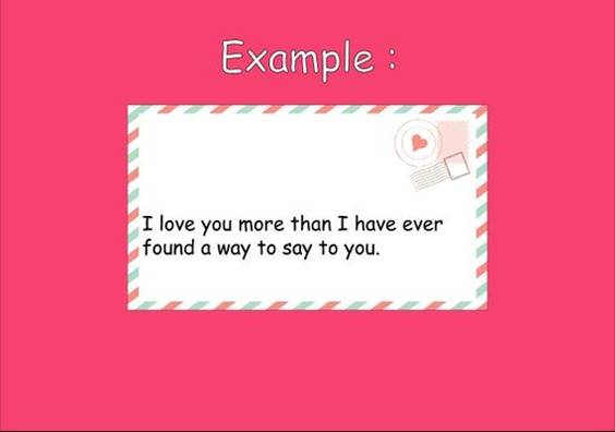 Sweetest Love Notes For Her