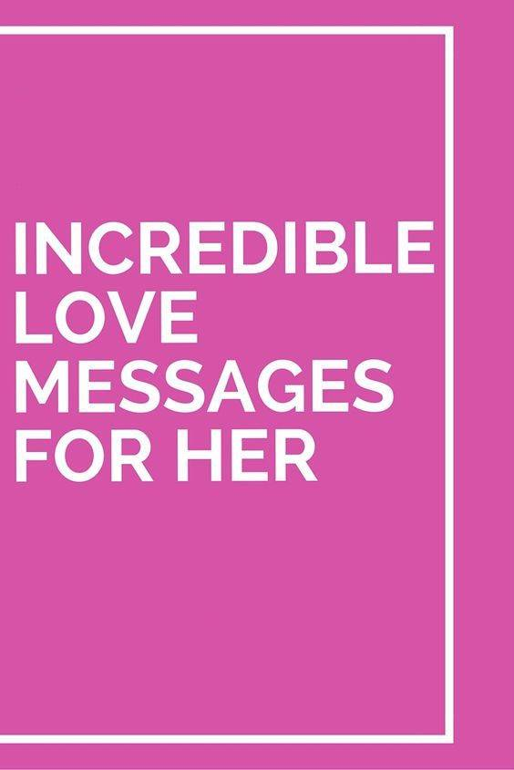 80 Sweet Love Text Messages For Her Loving You For Her 1