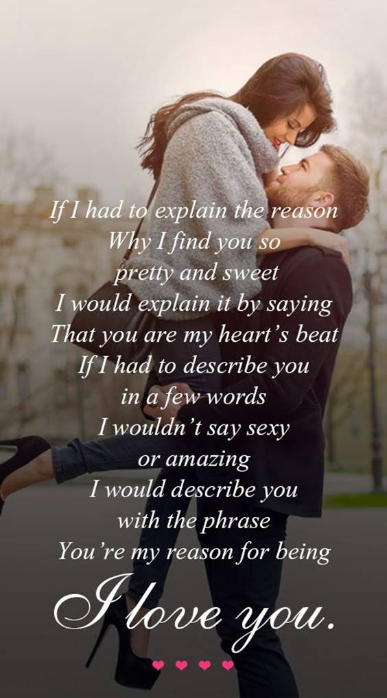 I Love You Text For Her