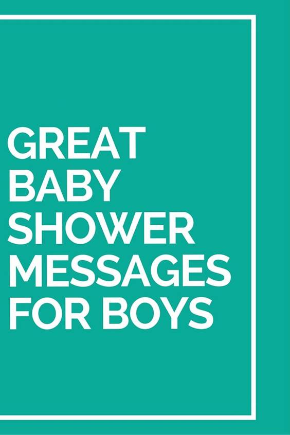 Congrats A Baby Boy