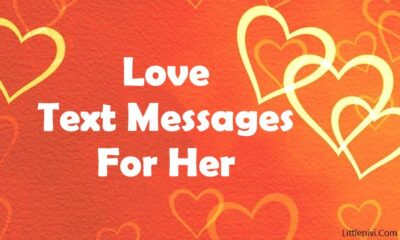 love text messages for her