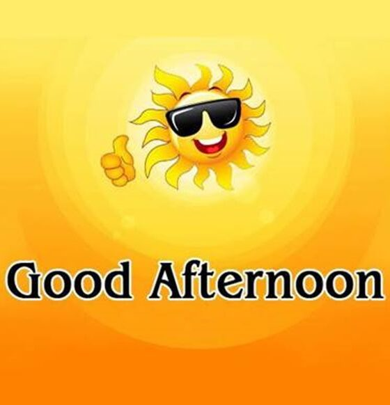 good afternoon pictures messages