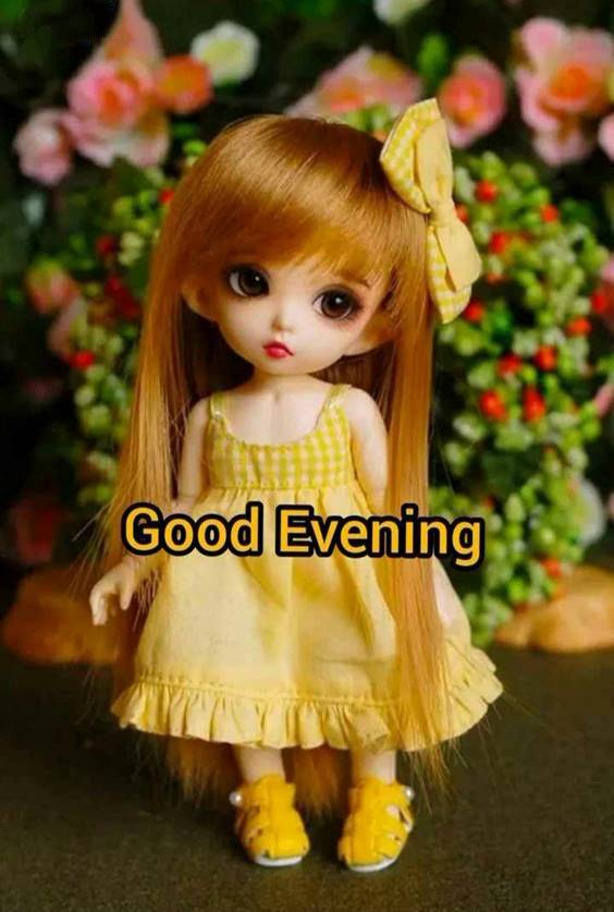 good evening images for friends