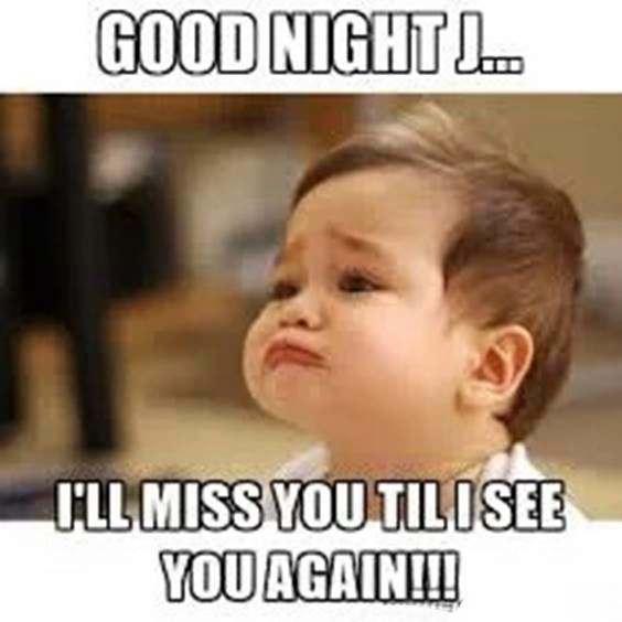 good night memes