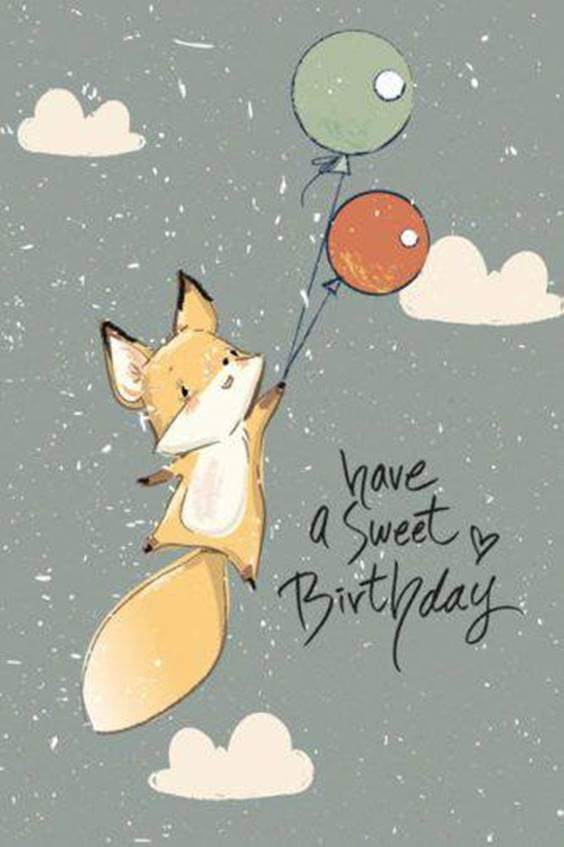 sweet happy birthday images