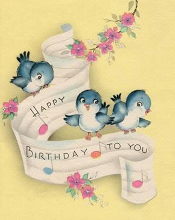 advance happy birthday greetings