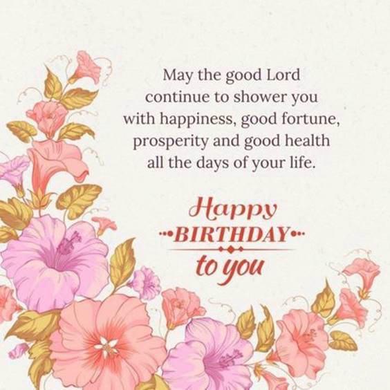 birthday prayer for a child