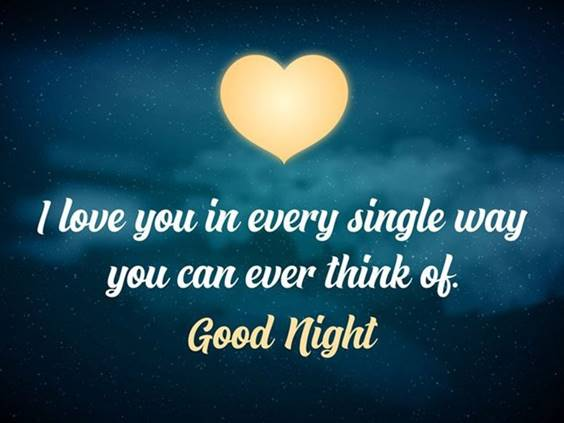 funny good night messages with images