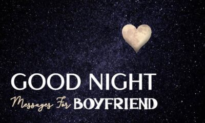 good night messages for boyfriend and images