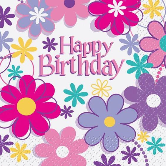 happy birthday and god bless you