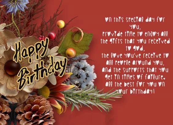 happy birthday bible verse