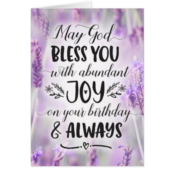 happy birthday blessing quotes
