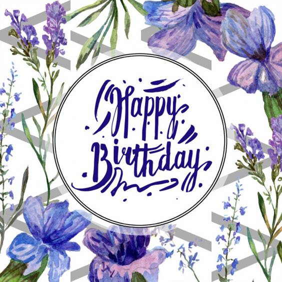 happy birthday denise flowers