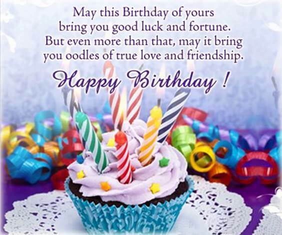 happy birthday greetings for a daughter