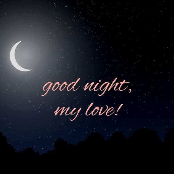 i hope you have a good night