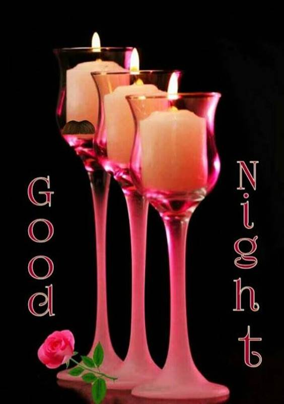 inspirational good night messages and images