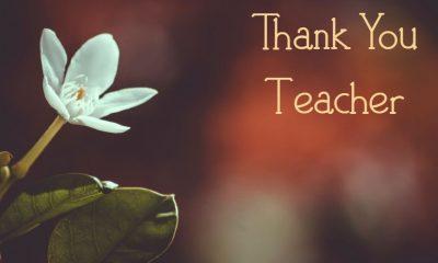 Best Thank You Teacher Messages Best Quotes About Teaching Teacher Appreciation Thank Y