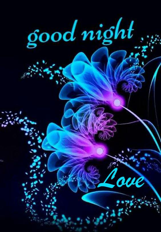 good night love message for her 1