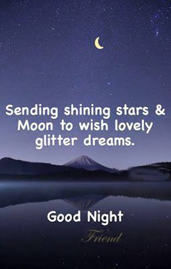 good night quotes for friends odia