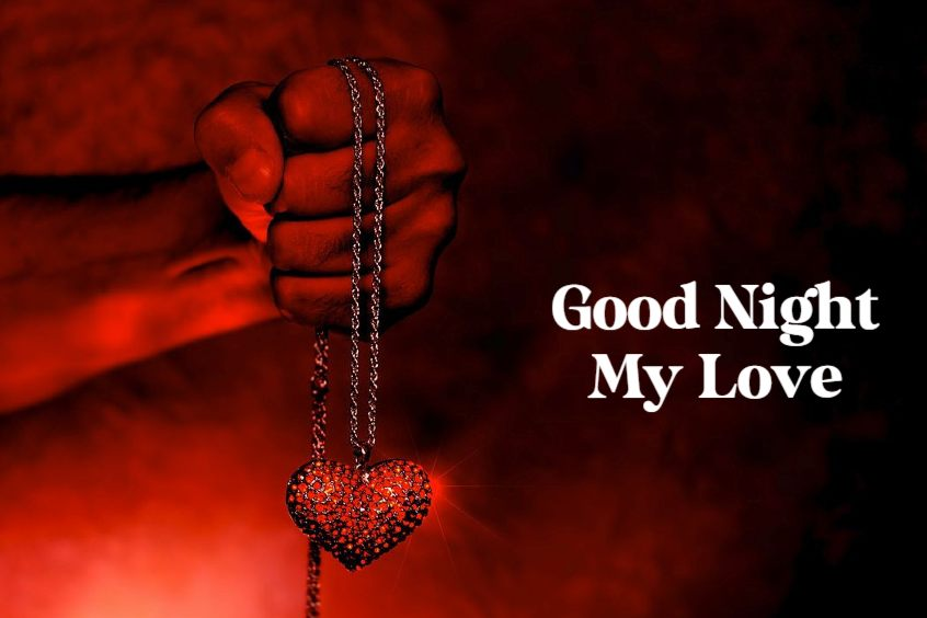 i love you baby good night 1