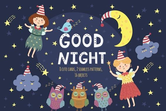 love you good night 1