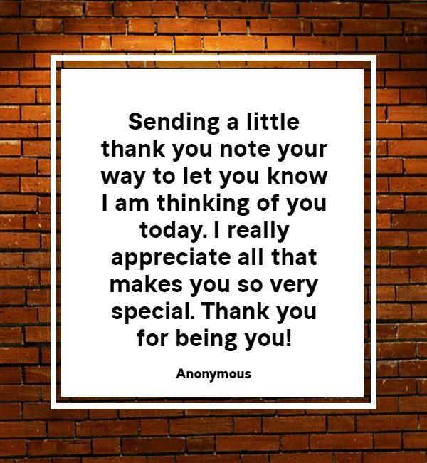 thank you messages for being good friend