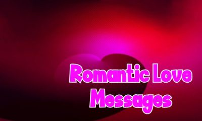 Heart Touching Sweet Romantic Love Messages For Him And Her